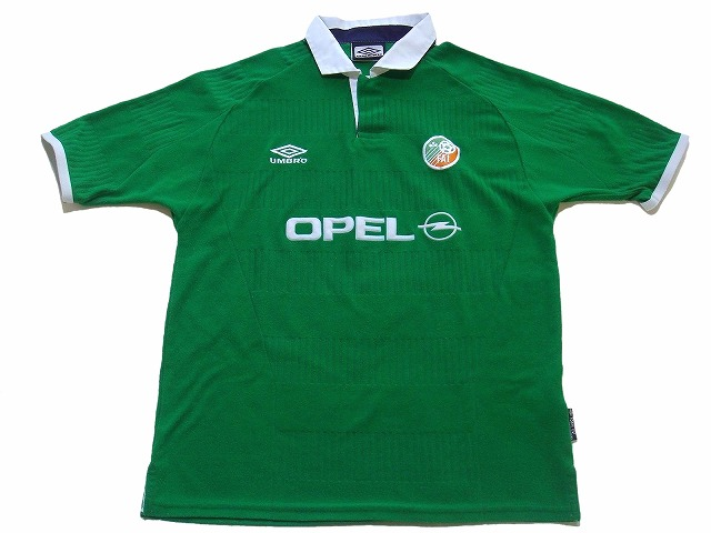 Ireland National Football Team/99/H