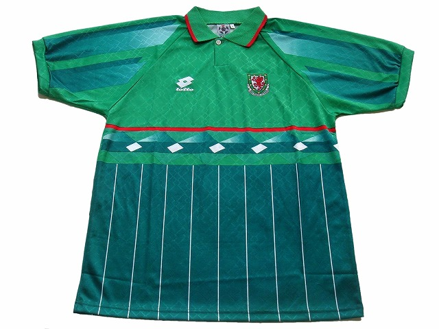 ウェールズ代表 Wales National Team/96-98/A