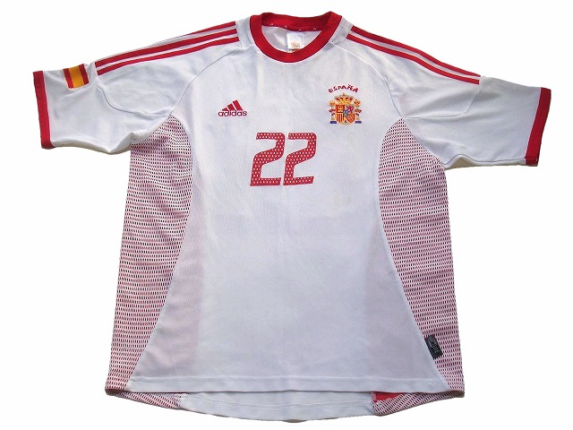 スペイン代表 Spain National Team/02/A