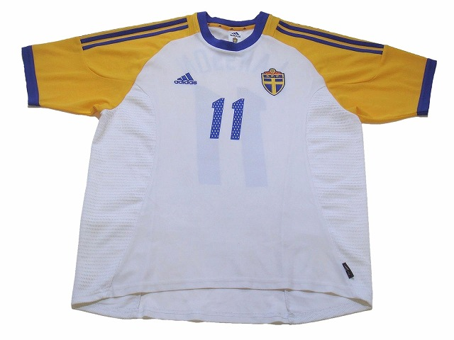 スウェーデン代表 Sweden National Team/02/A