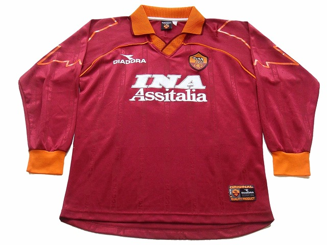 ASローマ AS Roma/99-00/H