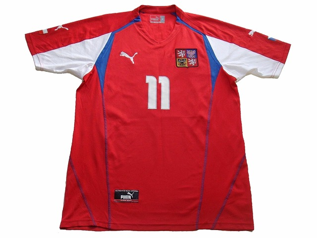 Czech Republic National Football Team/04/H