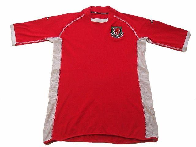 ウェールズ代表 Wales National Team/02/H