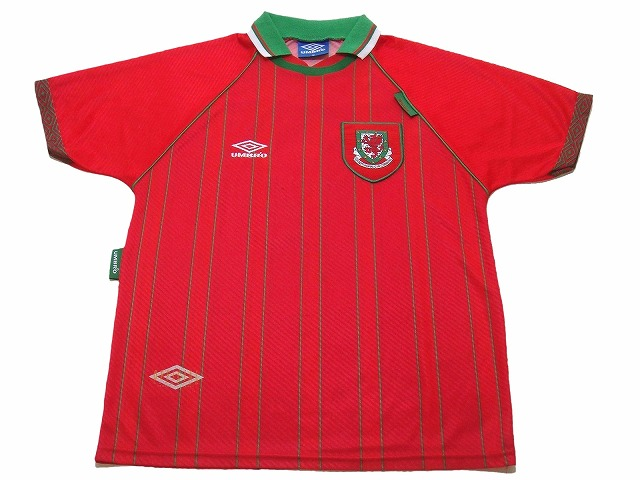 ウェールズ代表 Wales National Team/95/H