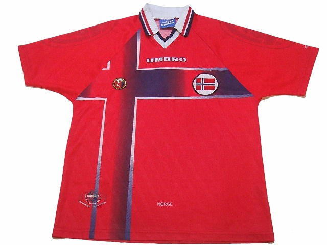 ノルウェー代表 Norway National Team/97/H