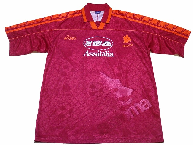 ASローマ AS Roma/95-96/H