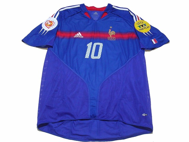 フランス代表 France National Team/04/H