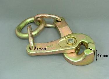 在庫処分特価 鈑金工具 ハサミ型板金クランプ 能力3ton TH255