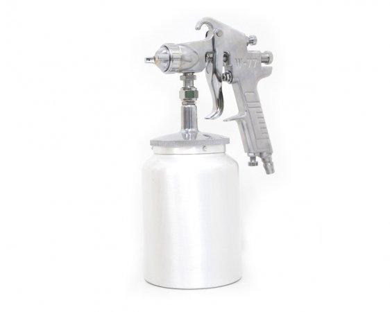 吸上式 エアー スプレーガン 1.5mm 1000cc W-77