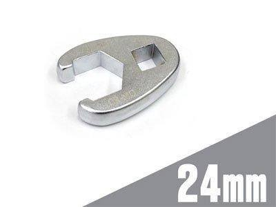 【送料無料/定形外発送】/1/2デラックスクローフットレンチ(24mm)