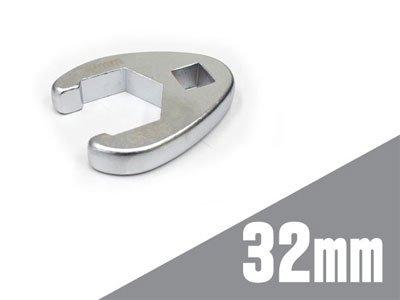 【送料無料/定形外発送】1/2デラックスクローフットレンチ(32mm)