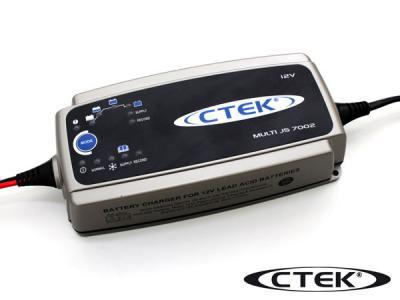 CTEK JS7002 バッテリーチャージャー