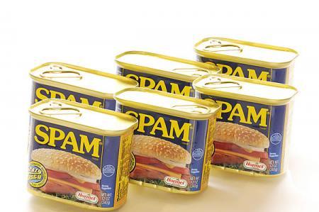 激安!スパム缶詰6缶セット(SPAM缶詰)-ホーメルランチョンミート