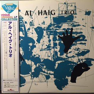 Al Haig/Trio