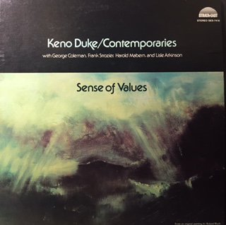 Keno Duke/Sence Of Values