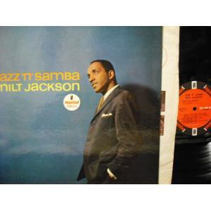 Milt Jackson/Jazz 'n' Samba