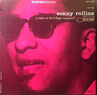 Sonny Rollins/A Night At Village Vanguard