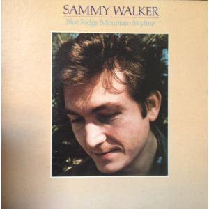 Sammy Walker/Blue Ridge Mountain Skyline