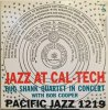 Zoot Sims/Jazz At Cal-Tech