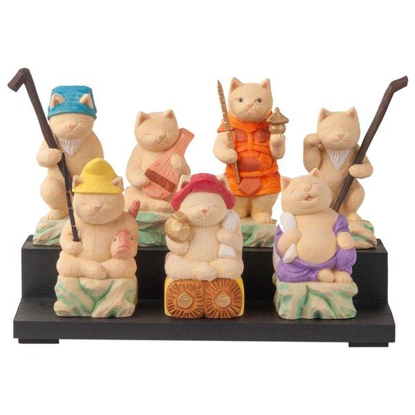 猫buddha 猫福神セット