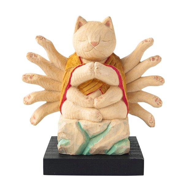 猫buddha 千手観音