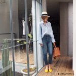 TODAYFUL トゥデイフル Ellie's Denim 11711417 【17SS2】【SALE】【60%OFF】<img class='new_mark_img2' src='https://img.shop-pro.jp/img/new/icons20.gif' style='border:none;display:inline;margin:0px;padding:0px;width:auto;' />