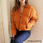 TODAYFUL トゥデイフル Cocoon Down JK 11720205 【17AW2】【先行予約】【クレジット限定 納期11月〜12月頃予定】 <img class='new_mark_img2' src='https://img.shop-pro.jp/img/new/icons15.gif' style='border:none;display:inline;margin:0px;padding:0px;width:auto;' />