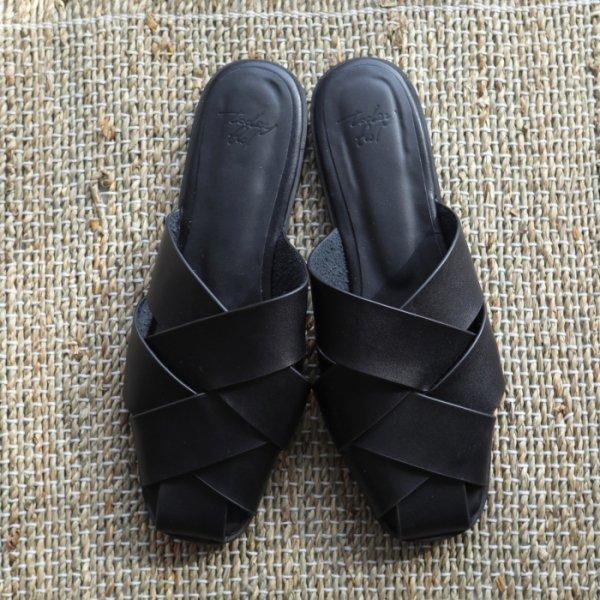 TODAYFUL トゥデイフル Weave Comfort Sandals 11811035 【18SS2】【新作】
