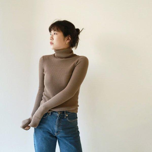 TODAYFUL トゥデイフル Merinowool Turtle Knit 11820505 【18AW1】【人気商品】