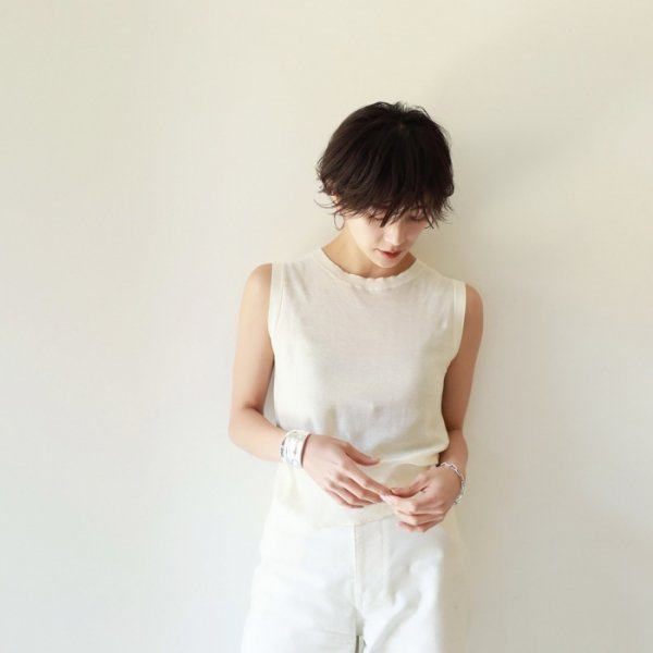 TODAYFUL トゥデイフル Box Knit Tanktop 11820508 【18AW1】【新作】