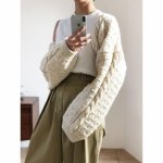 TODAYFUL トゥデイフル Hand Knit Bolero 11820520 【18AW1】【新作】 <img class='new_mark_img2' src='https://img.shop-pro.jp/img/new/icons11.gif' style='border:none;display:inline;margin:0px;padding:0px;width:auto;' />
