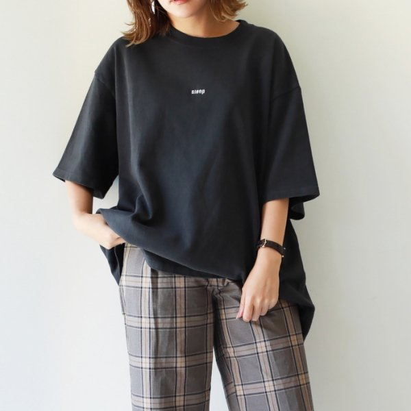 TODAYFUL トゥデイフル Sleep Big Tee 11820615 【18AW1】【新作】