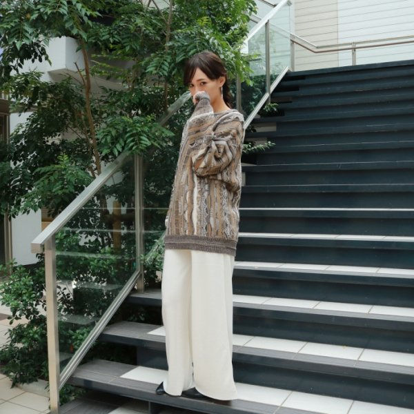 TODAYFUL トゥデイフル Wide Sweat PT 11820711 【18AW1】【SALE】【30%OFF】