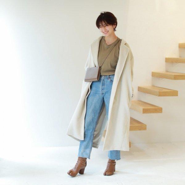 TODAYFUL トゥデイフル Shaggy Over Coat 11820010 【18AW2】【人気商品】