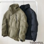 TODAYFUL トゥデイフル Hoodie Down JK 11820107 【18AW2】【先行予約】【クレジット限定 納期11月〜12月頃予定】 <img class='new_mark_img2' src='https://img.shop-pro.jp/img/new/icons15.gif' style='border:none;display:inline;margin:0px;padding:0px;width:auto;' />