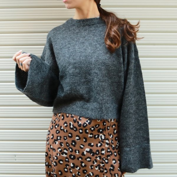 TODAYFUL トゥデイフル Back Cachecoeur Knit 11820539 【18AW2】【新作】【20%OFF】