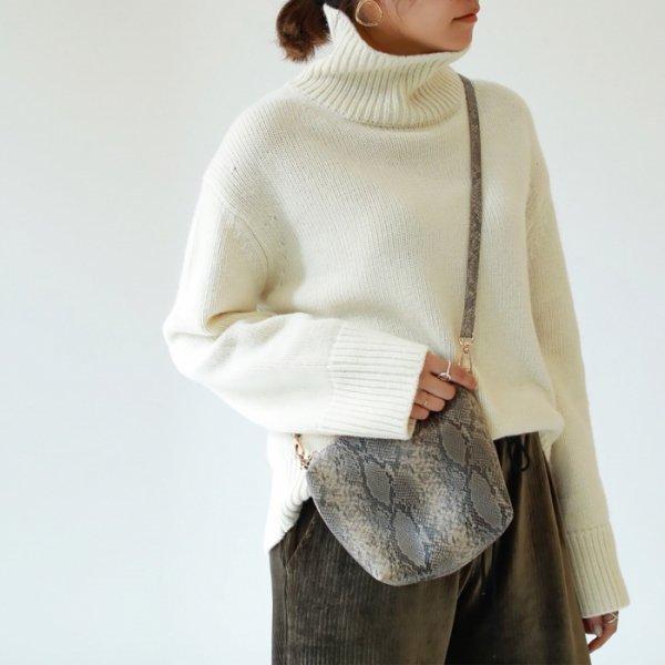 TODAYFUL トゥデイフル Wool Turtle Knit 11820544 【18AW2】【新作】