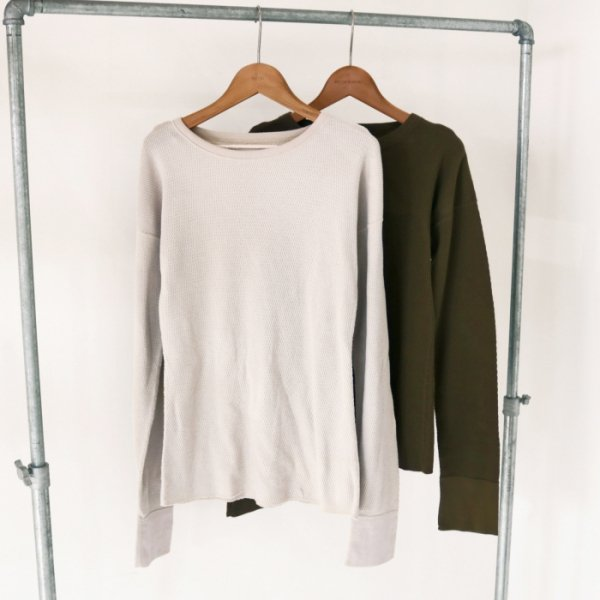TODAYFUL トゥデイフル Vintage Honeycomb Thermal 11820643 【18AW2】【新作】