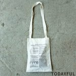TODAYFUL トゥデイフル Vintage Print Totebag 11821065 【18AW2】【先行予約】【クレジット限定 納期10月〜11月頃予定】 <img class='new_mark_img2' src='https://img.shop-pro.jp/img/new/icons15.gif' style='border:none;display:inline;margin:0px;padding:0px;width:auto;' />