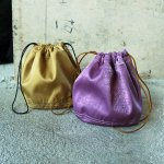 TODAYFUL トゥデイフル Satin Mini Purse 11821079 【18AW2】【先行予約】【クレジット限定 納期10月〜11月頃予定】 <img class='new_mark_img2' src='https://img.shop-pro.jp/img/new/icons15.gif' style='border:none;display:inline;margin:0px;padding:0px;width:auto;' />