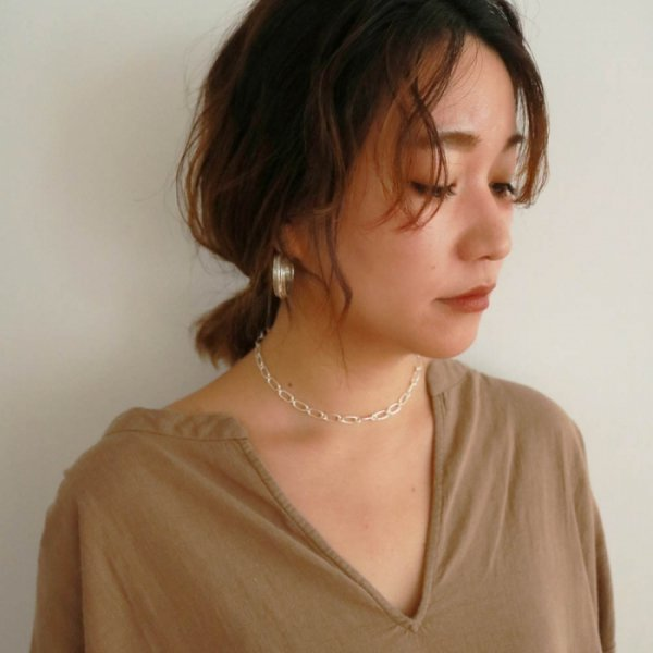 TODAYFUL トゥデイフル Figaro Chain Necklace(Silver925) 11820991 【19SS1】【新作】