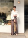 TODAYFUL トゥデイフル Linen Dolman Blouse 11910412 【19SS1】【SALE】【30%OFF】<img class='new_mark_img2' src='https://img.shop-pro.jp/img/new/icons20.gif' style='border:none;display:inline;margin:0px;padding:0px;width:auto;' />