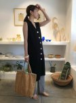 TODAYFUL トゥデイフル Knit Long Vest 11910528 【19SS1】【先行予約】【クレジット限定 納期3月〜4月頃予定】 <img class='new_mark_img2' src='https://img.shop-pro.jp/img/new/icons15.gif' style='border:none;display:inline;margin:0px;padding:0px;width:auto;' />