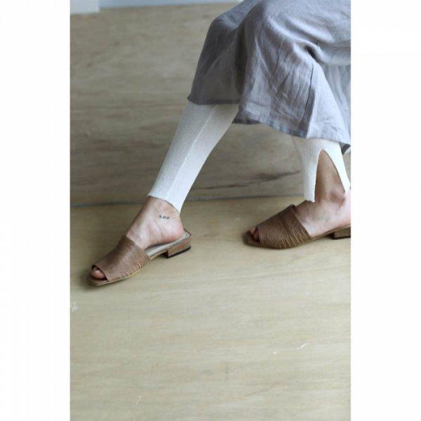 TODAYFUL トゥデイフル Sheer Knit Leggings 11911005 【19SS1】【先行予約】【クレジット限定 納期2月〜3月頃予定】