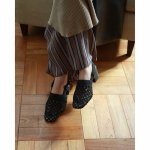 TODAYFUL トゥデイフル Mesh Strap Sandals 11911027 【19SS1】【先行予約】【クレジット限定 納期2月〜3月頃予定】 <img class='new_mark_img2' src='https://img.shop-pro.jp/img/new/icons15.gif' style='border:none;display:inline;margin:0px;padding:0px;width:auto;' />