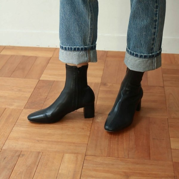 TODAYFUL トゥデイフル Ankle Stretch Boots 11911044 【19SS1】【先行予約】【クレジット限定 納期1月〜2月頃予定】