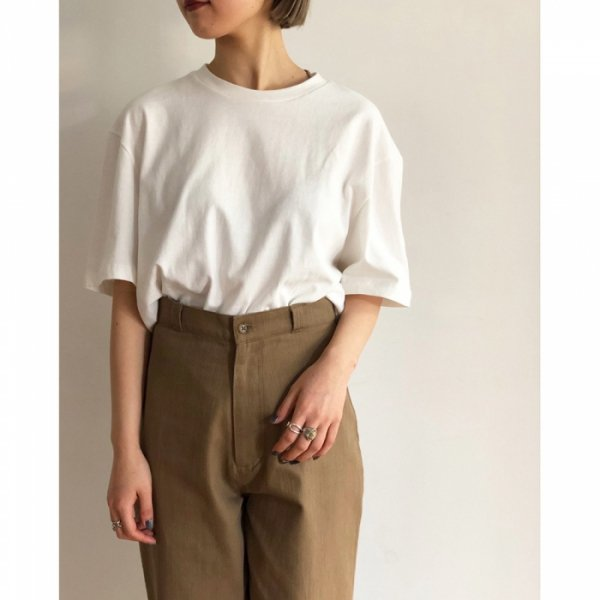 TODAYFUL トゥデイフル Brushed Over T-shirts 11910628 【19SS2】【人気商品】