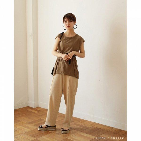 TODAYFUL トゥデイフル Centerpress Knit Pants 11910730 【19SS2】【人気商品】