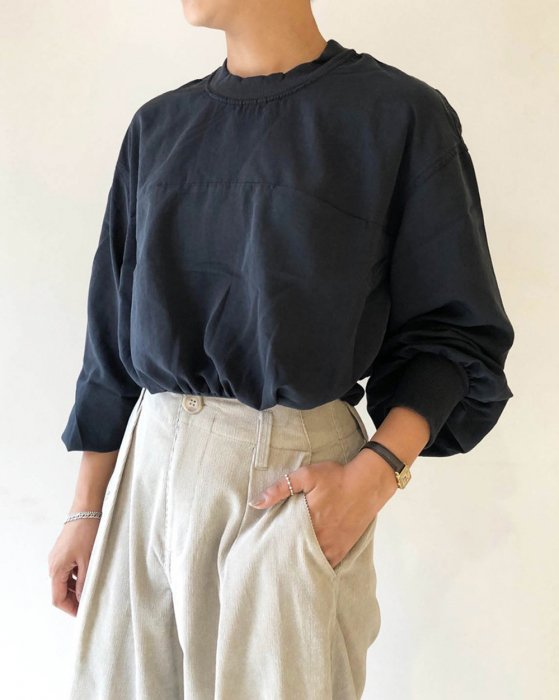 TODAYFUL トゥデイフル Vintage Smooth Pullover 11920408 【19AW1】【新作】