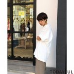 TODAYFUL トゥデイフル Cuff Print T-Shirts 11920615 【19AW1】【SALE】【30%OFF】 <img class='new_mark_img2' src='https://img.shop-pro.jp/img/new/icons20.gif' style='border:none;display:inline;margin:0px;padding:0px;width:auto;' />